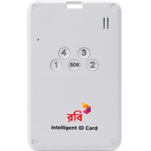 Robi Intelligent ID Card
