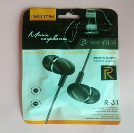 Realme Earphones - R-31